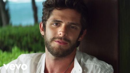 Thomas Rhett brings adopted daughter to 'Today' and she's a hit