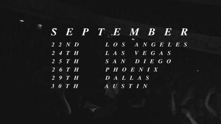 PVRIS announce headlining North American fall tour