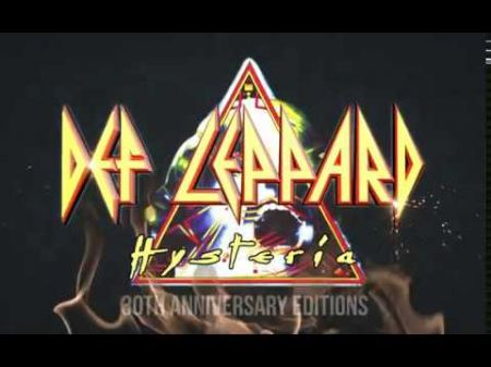 Watch: Def Leppard to release expanded 30th anniversary reissue of 'Hysteria'