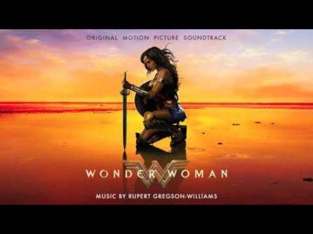 How does 'Wonder Woman' score match up to superhero soundtracks?