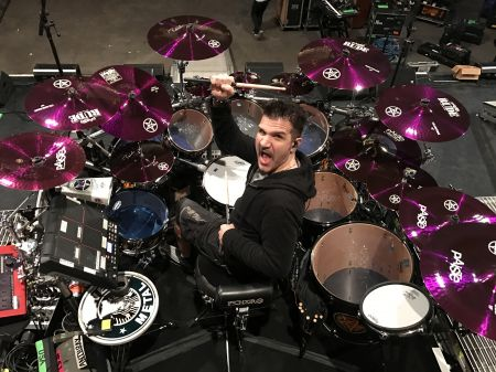 Anthrax's Charlie Benante relaunches coffee line
