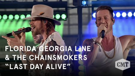 Watch: Florida Georgia Line and The Chainsmokers perform at FGL House at CMT Awards