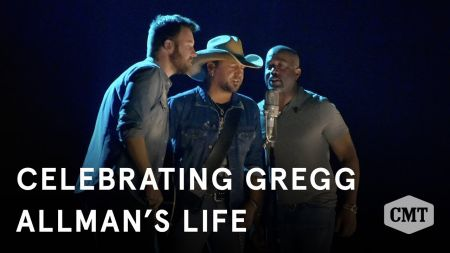 Watch: CMT tribute to Gregg Allman by Jason Aldean, Darius Rucker, and Charles Kelley