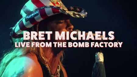 'Sunday Night Rocks' goes metal, Bret Michaels goes live at the Bomb Factory June 11 on AXS TV