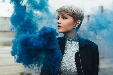 Teen pop artist Anja Kotar released her debut album 'Nomad' earlier this week.