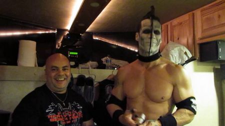 'Into the Pit' interview with Doyle Wolfgang von Frankenstein