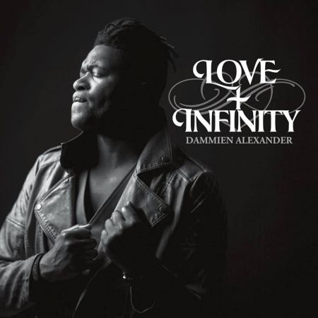 Dammien Alexander Love + Infinity CD cover