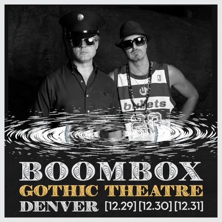 BoomBox will be back in Denver in December to ring in the New Year.