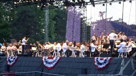 Family friendly July 4th events in Detroit 2017
