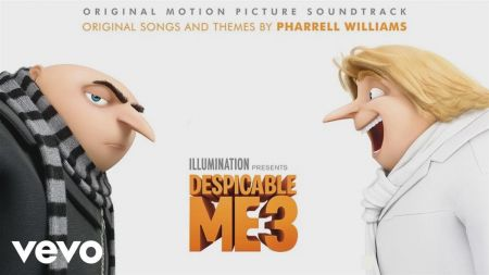 Pharrell Williams releases new song from 'Despicable Me 3' with 'There's Something Special'