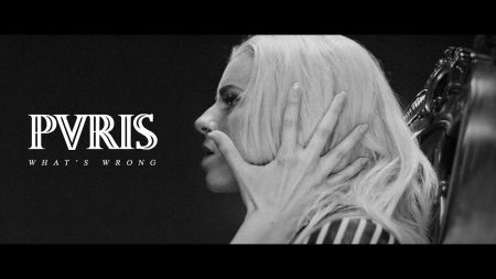 Watch: PVRIS release video for 'What's Wrong'