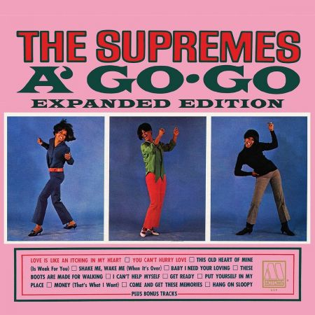 Supremes almost at the top of their game in deluxe version of 'The Supremes – A Go-Go'