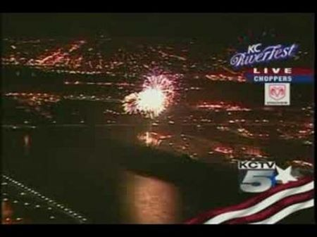 Where to watch July 4th fireworks in Kansas City 2017