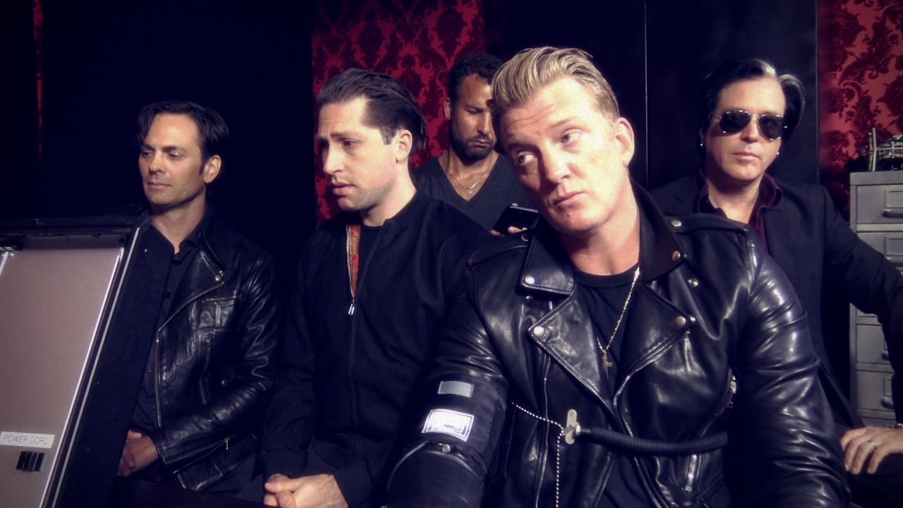 Queens of the Stone Age announce new album, 'Villains,' and tease first single