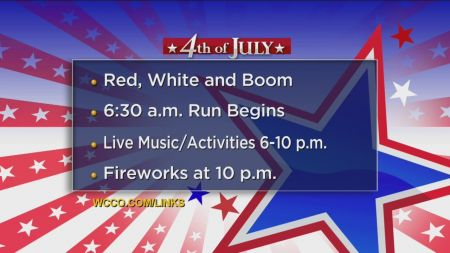 Where to watch July 4th fireworks in Minneapolis 2017
