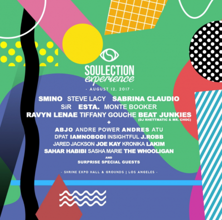Soulection Experience to make its way to the Shrine Expo Hall & Grounds in LA