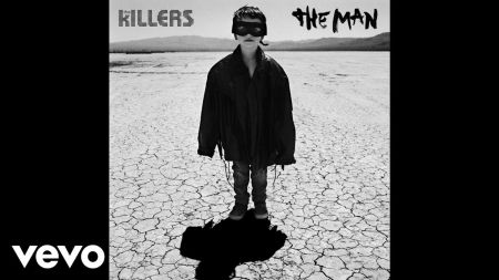 Listen: The Killers walk the walk on new single 'The Man'