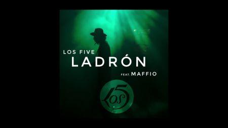 Listen: Los 5 goes reggaeton on new single 'Ladrón' featuring Maffio