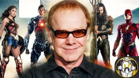 Danny Elfman set to compose the score for Joss Whedon directed comic book flick 'Justice League'