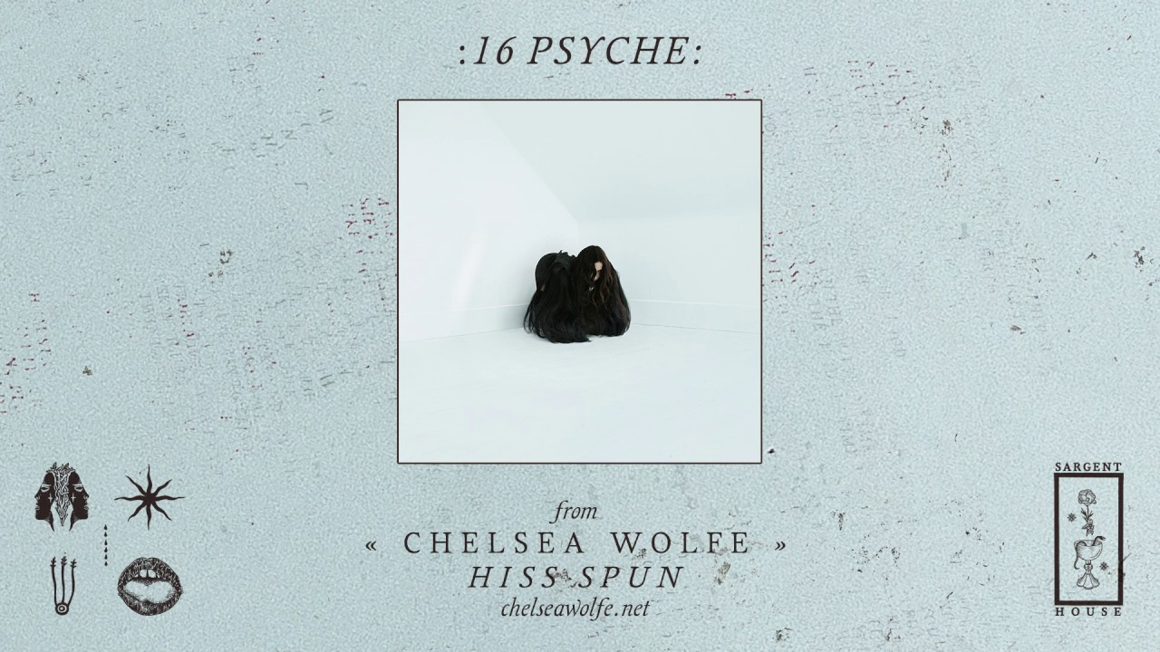 Chelsea Wolfe reveals new album 'Hiss Spun', fall trek with Youth Code