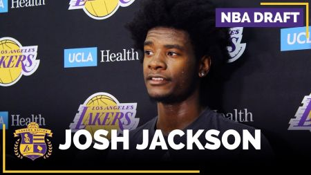 Josh Jackson says playing alongside Lakers' Brandon Ingram 'would be really special'