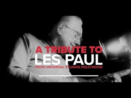 Guitar legend Les Paul is honored on 'A Tribute to Les Paul' June 18 on AXS TV