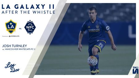 Josh Turnley loaned to LA Galaxy for 2017 US Open Cup