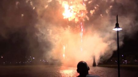 Where to watch July 4th fireworks in San Antonio 2017