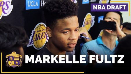 Markelle Fultz thinks he'd 'fit well' playing with Lakers' D'Angelo Russell