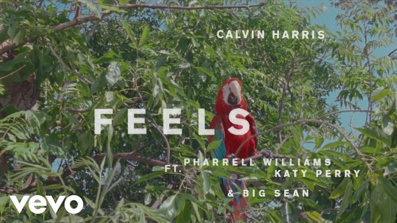 Listen: Calvin Harris 'Feels' good on new single with Katy Perry, Pharrell Williams & Big Sean