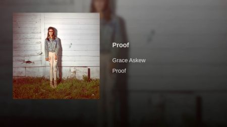 Listen: Grace Askew releases her award-winning single 'Proof'