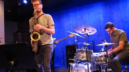 Donny McCaslin Group debuts Bowie-inspired 'Beyond Now' at Jazz Alley