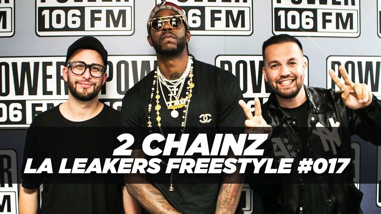 Watch 2 Chainz throw down an epic freestyle over Kendrick Lamar's 'DNA'