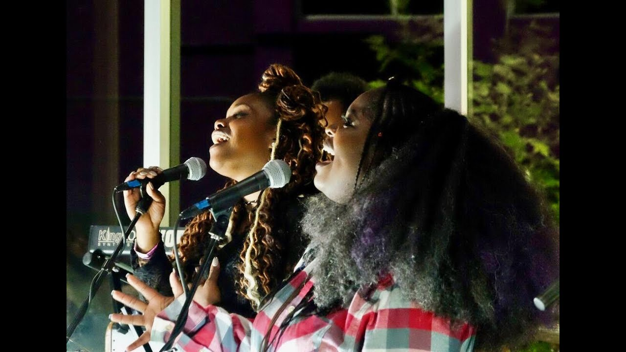 Get to know Tarriona 'Tank' Ball from Tank & The Bangas, NPR's latest Tiny Desk winner