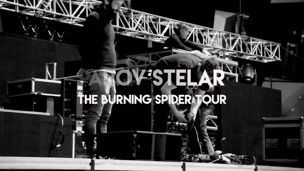 Parov Stelar announces North American leg of 'Burning Spider' world tour
