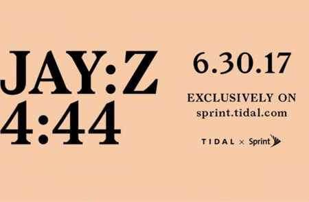 Jay Z's next album has been confirmed as 4:44, and is set for a June 30 release exclusively on Tidal and Sprint devices.