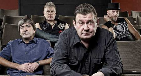 Stiff Little Fingers will tour the U.S. to celebrate their 40th anniversary.