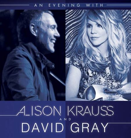 Alison Krauss and David Gray are hitting the road together this fall