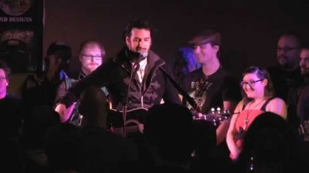 Aurelio Voltaire and Bella Morte announce U.S. tour