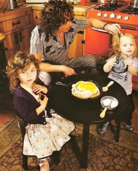 Chris Cornell's daughter writes touching Father's Day letter to her