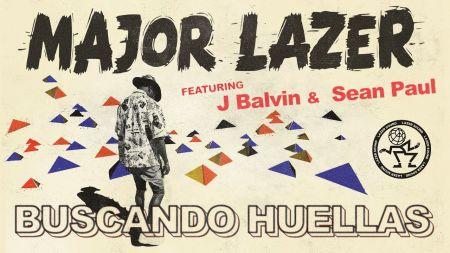 Listen: Major Lazer teams up with J Balvin and Sean Paul on 'Buscando Huellas'