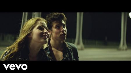 Watch Shawn Mendes' romantic 'There's Nothing Holdin' Me Back' video