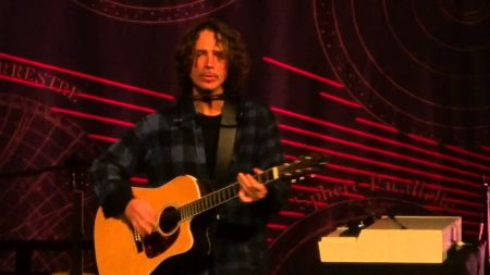 Chris Cornell to be featured on new album of Johnny Cash poetry set to music