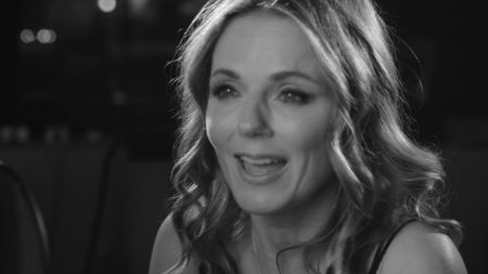 Geri Halliwell remembers George Michael in 'Angels in Chains' music video