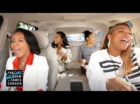 Watch: Queen Latifah, Jada Pinkett Smith rock out to Prince in 'Carpool Karaoke' series teaser clip