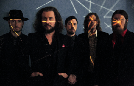 My Morning Jacket will play at Forest Hills Stadium on July 15.
