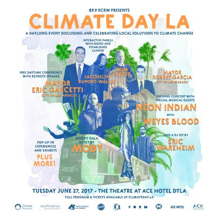 Neon Indian discusses why the climate is important ahead of Climate Day LA