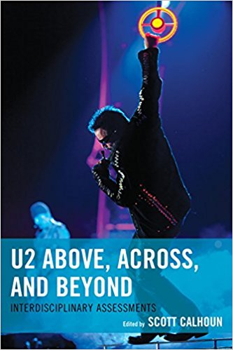 Brush up on your Bono with brainy U2 book