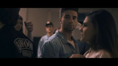 Jake Miller avoids the drama of an ex in 'Parties' music video