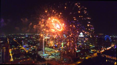 Where to watch July 4th fireworks in Austin 2017